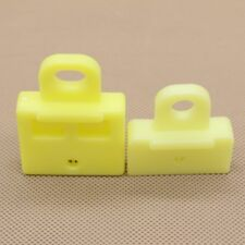 2 Window Door Glass Channel Clips Power and Manual Sash clip For Toyota Corolla