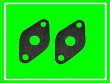 2x Simson Guarnizione carburatore Flangia SR1 SR2 KR50 Schwalbe 11mm