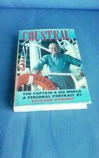 Cousteau: The Captain & His World A Personal Portrait by Richard Munson