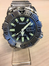 - Seiko Monster Divers Watch - Automatic -