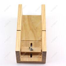 Adjustable Wood Soap Mold Loaf Cutter Planer Cutting Handmade Cut Set Mould Tool