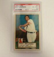 1952 Topps # 23 Billy Goodman Boston Red Sox PSA 4.5