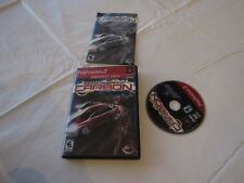 Need for Speed: Carbon (Sony PlayStation 2, 2006) PS2 game greatest hits version