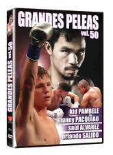 Grandes Peleas Vol. 50 (Kid Pambele, Pacquiao, Saul Alvarez, Orlando Salido)