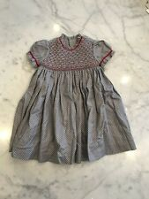 NWOT LULI & ME Smocked Dress, 12M