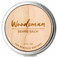 The Bearded Bastard Beard Balm Woodsman 57g