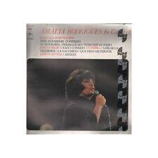 Amalia Rodrigues LP Vinyl Amalia Rodrigues in concert/Columbia Sealed