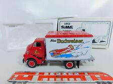 CA88-2# First Gear 1:34 10-1271 Lieferwagen GMC 1952 Miss Budweiser, NEUW+OVP