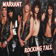 WARRANT (US) - Rocking Tall - CD - Neu OVP