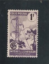 Colis postaux N° 220A**, nstc    03-06-18