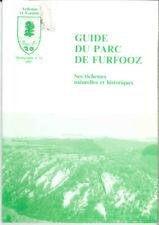 Livre ancien : le guide du parc de Furfooz (Furfooz) - Dinant)