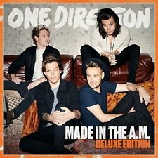 One Direction - Made In The A.M. [Deluxe Edition] [CD]