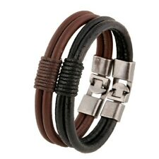 Leather Bracelet Unisex Antique Look Surfer Steampunk 4.99 Price Is For Both