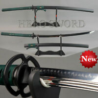 47'' clay tempered t1095 high carbon steel longer katana Japanese samurai sword