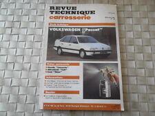 REVUE TECHNIQUE CARROSSERIE VOLKSWAGEN PASSAT CL GL GT16V CLTD CLD