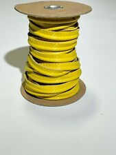 Yellow Zone Marine Vinyl Welt Cord Piping Outdoor Automotive Upholstery Bty