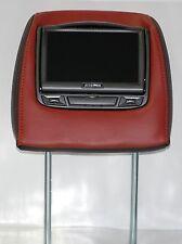 2014 Ford F150 SVT Raptor Dual DVD Headrest Video Players