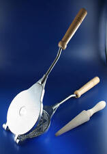 Sacs fer gaufre Cornet herdeisen former waffle Iron cornets gaufrettes