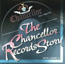 THE CHANCELLOR RECORDS STORY VOL. 2 CD Frankie Avalon, Jodie Sands, Fabian