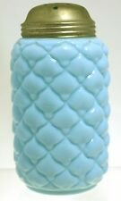 Consolidated Lamp & Glass - CONE - Sugar Shaker in Light Blue Opaque