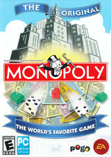MONOPOLY 2008 The Original for PC XP/VISTA/7 SEALED NEW