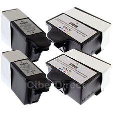 4 compatible KODAK EASY SHARE Number 10 ink cartridges