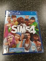 The Sims 4 (Sony PlayStation 4, 2017  PS4)