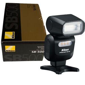 New NIKON SB-500 AF Speedlight for Nikon D5 D850 D500 D7500
