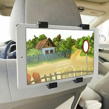 "Universal Headrest Seat Car Holder Mount for iPad 1 2 3 4 mini Air 10"" Tablet UK"