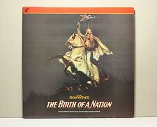 LP - Joseph Carl Breil - Birth of a Nation - D.W. Griffith - Soundtrack - Vinyl