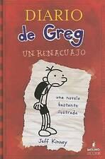 Books for Children Jeff Kinney in Spanish