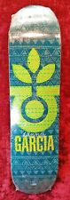 "NOS (2013) Habitat Skateboards / Danny Garcia / ""Mayan Bloom"" / Skateboard Deck!"