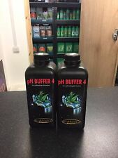 Growth Technology PH Buffer 4 1L - FREE NEXT DAY DELIVERY!!!