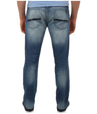 BUFFALO DAVID BITTON Jeans Ash Basic Ventura Pants Skinny fit SIZE 38 30