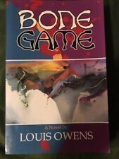 American Indian Literature and Critical Studies: Bone Game : A Novel 10 by Louis