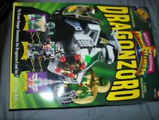 2270 NIB 1993 Mighty Morphin Power Rangers Dragonzord Deluxe with Green ranger#2