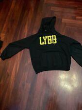 last year being broke hoodie large