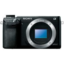 Sony Alpha NEX-6 16.1 MP Digital Camera in Black Body Only