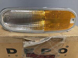 NEW LEFT N/S INDICATOR LIGHT LAMP NEW BEETLE 98-03 DEPO 341-1607L-US