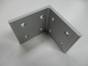 80x80 Extruded Aluminium Corner Bracket L Shape Corner Joint Angle Bracket