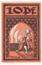 Duitsland stadsgeld / Notgeld - Merseburg - 10 pfennig (1154)