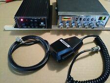 Cobra 29 Ltd classic cb radio & Hy-Watt 150 2-stage Linear Amplifier