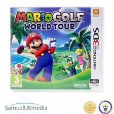 Mario Golf: World Tour (Nintendo 3DS) **GREAT CONDITION**