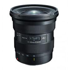 Tokina ATX-i 11-20 mm / 2,8 CF Objektiv für Nikon Neuware incl. Hoya PRO1 UV