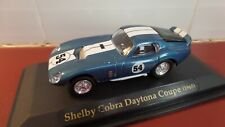 1965 Shelby Cobra Daytona Coupe in Blue - 1:43 scale