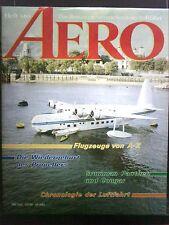 AERO  Heft 140   Das illustrierte Sammelwerk der Luftfahrt   in Schutzhülle