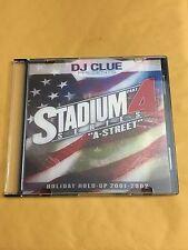 DJ CLUE Stadium Series Part 4 Classic NYC Mixtape CD
