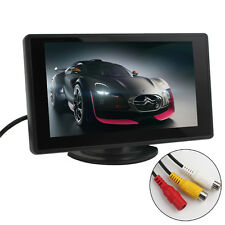 4.3'' inch TFT LCD Color 2-CH Video Input DVD VCD Car Rear View Monitor - US
