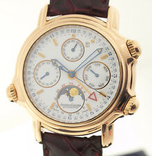 JAEGER LECOULTRE grand reveil Perpetual Calendar Rotgold Limited Edition 250 ST
