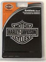 Harley-Davidson Injection Molded Plastic Bar & Shield Emblem NEW